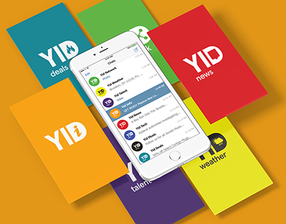 YidInfo Logo Design