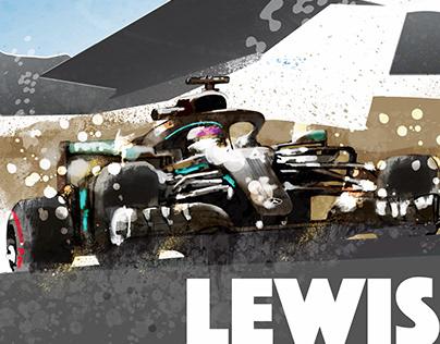 Hamilton 92nd F1 Win