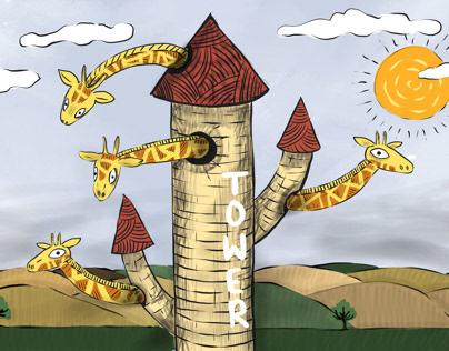 Illustrating for children- Animal Groups
