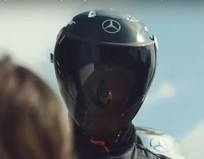 Mercedes F1 Break 2018