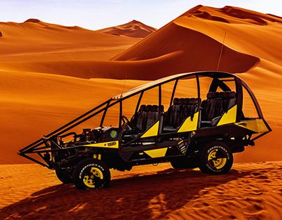 On Desert Lands