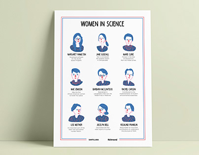 Mujeres científicas | 2019