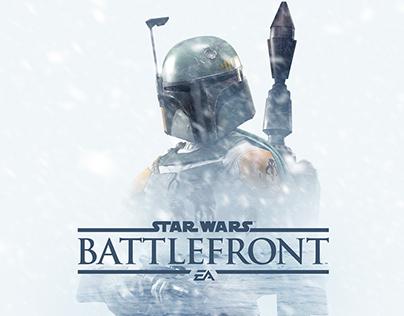Star Wars Battlefront - Boba Fett Wallpaper