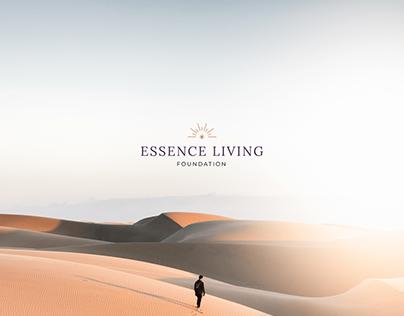 "Branding ""Essence Living Foundation"""