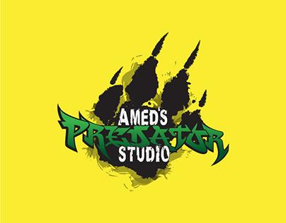 Amed's Predator Studio - Branding