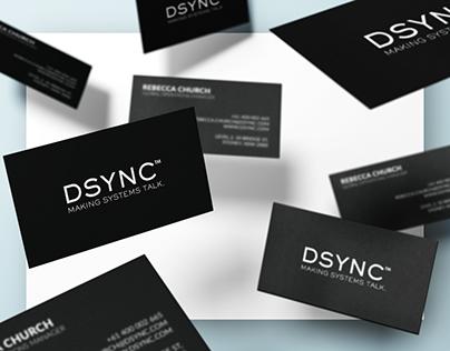 DSYNC Company Branding