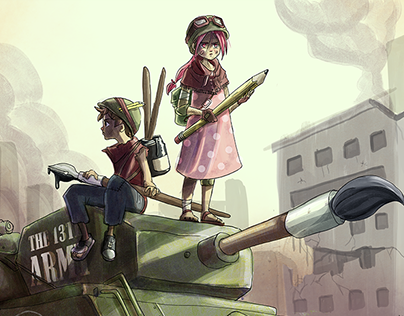 Childrens of War
