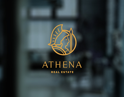 Athena Real Estate // Brand Identity + UX + Web Design