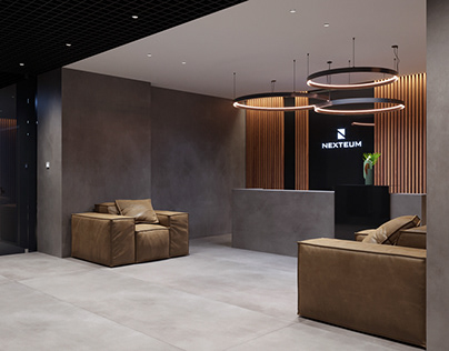 NEXTEUM | IT company office design