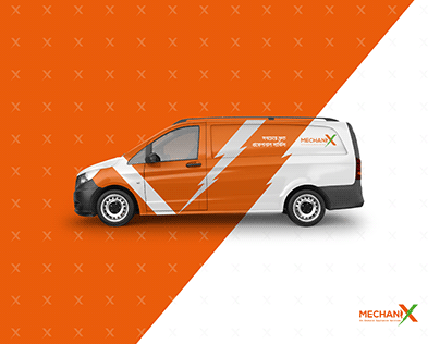 Mechanix Logo design & Branding