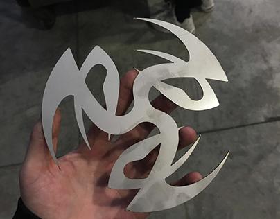 Steel Shuriken