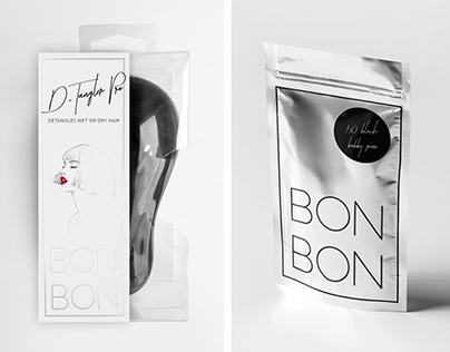 Bon Bon Brand Identity & Packaging Concepts