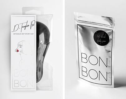 Bon Bon Brand Identity & Packaging Concepts