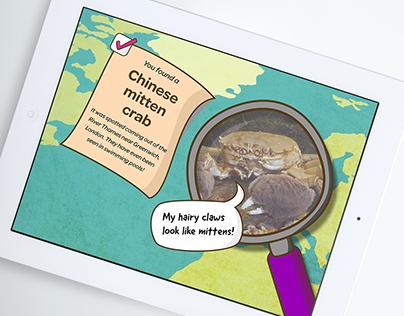 Invasive Species Interactive eBook