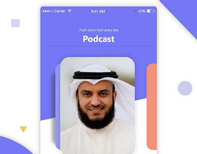 Daily Ui - Podcast