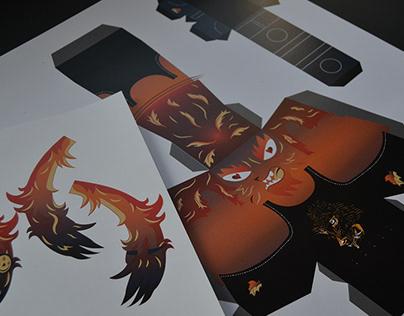 Design • Papertoy