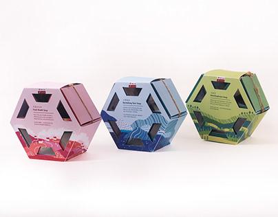 Eu Yan Sang Soup Packaging