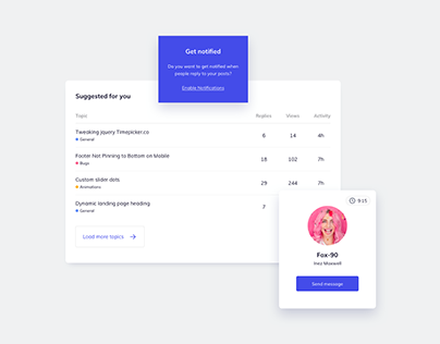 Day 1202・UI Components Design