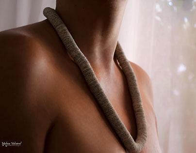 Paper Necklaces