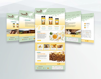 7 BAHAR - Web Design