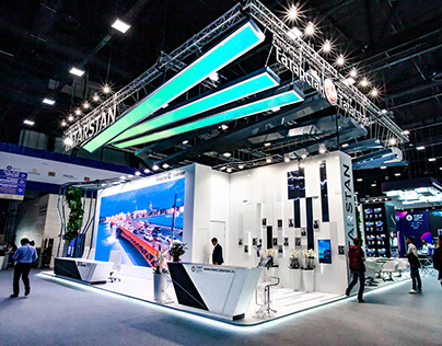 Exhibition stand for Republic of Tatarstan SPIEF 2019