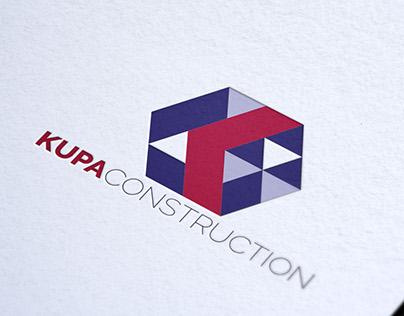 Kupa Constrution Logo + Brand Identity