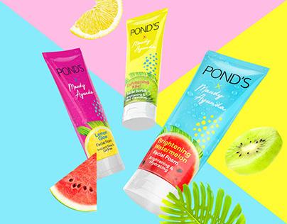 Pond's X Maudy Ayunda - Limited Edition