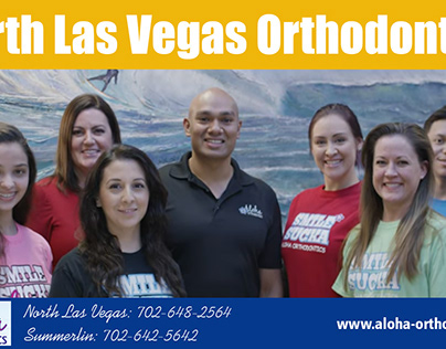 Orthodontist In North Las Vegas