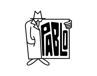 PABLO LOGO/ANIMATION