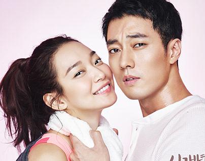 KBS 오마이비너스 (Drama Poster, Oh My Venus, 2015)