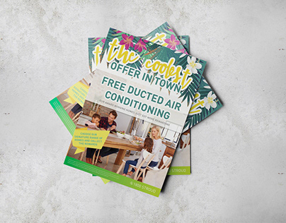Stroud Homes Promotional Flyer (Umbrella Creative)