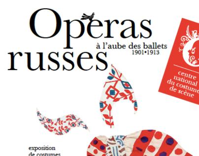 Opéras Russes
