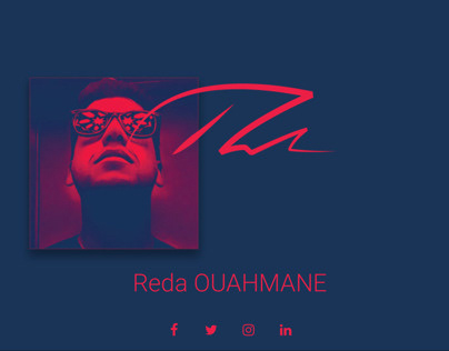 Personal Brand : Reda