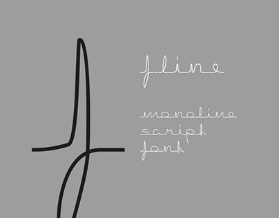 f-line Font Face