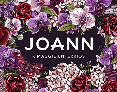JOANN x Maggie Enterrios Premium Fabric Collection
