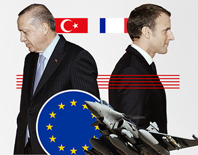 خطوط حمراء فرنسية لأردوغان