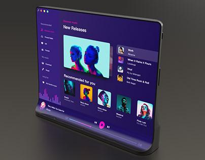 iPad desk edition