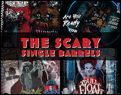 The Scary Single Barrels - A Collection