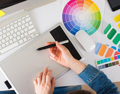 Design grafico & CIA.