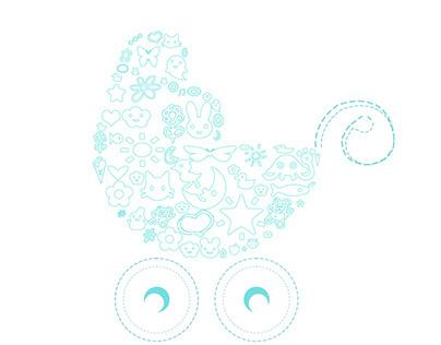 Baby Shower - Birth Announcement