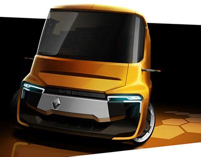 Renault Trucks Beezy : : STUDENT PROJECT