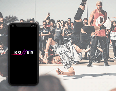 Kozen - Crowd Voting Service for Urban Dance Events