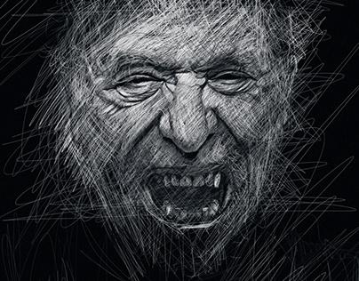 Charles Bukowski Quick Doodle