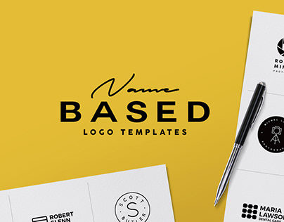 Name Based Logo Templates