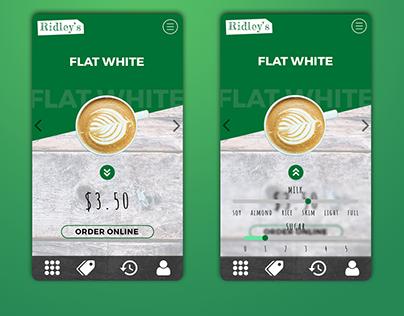 Coffee Online Order App