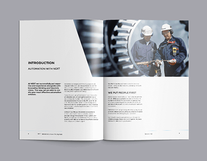 Corporate Brochure, Presentation