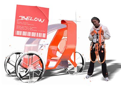 BELOW // Alternative Mobility
