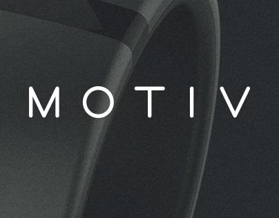 Motiv Fitness Ring Digital Branding