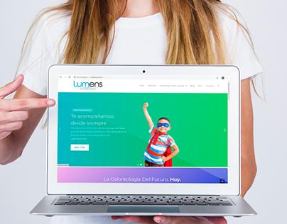 Branding y Diseño Web | Lumens