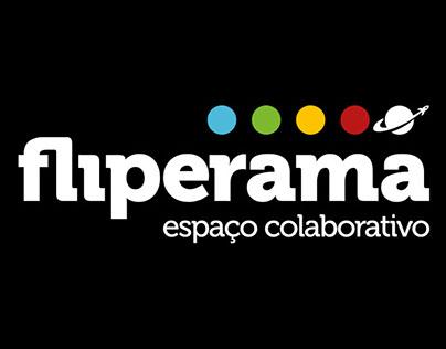 Rebranding Fliperama Espaço Colaborativo